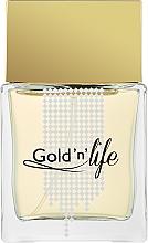 Fragrances, Perfumes, Cosmetics Vittorio Bellucci Gold'n'Life - Eau de Parfum