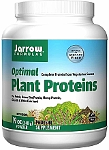 "Fragrances, Perfumes, Cosmetics Dietary Supplement ""Plant Proteins"" - Jarrow Formulas Plant Proteins Powder"