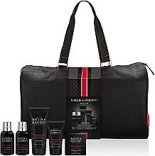 Fragrances, Perfumes, Cosmetics Set - Baylis & Harding Signature Men's Black Pepper & Ginseng Weekend Bag(shawer/gel/200ml+soap/150g+hair/body/wash/100ml+b/lot/100ml+a/sh/balm/50ml+acc)