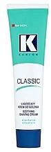 Fragrances, Perfumes, Cosmetics Soothing Shaving Cream - Kanion Classic Soothing Shaving Cream