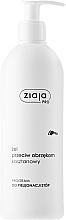 Fragrances, Perfumes, Cosmetics Chestnut Foot Gel - Ziaja Pro Antiseptic Gel Chestnut