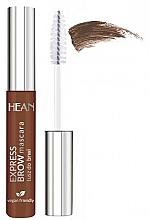 Fragrances, Perfumes, Cosmetics Brow Mascara - Hean Express Brown Mascara