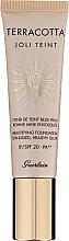 Fragrances, Perfumes, Cosmetics Foundation - Guerlain Terracotta Joli Teint SPF20
