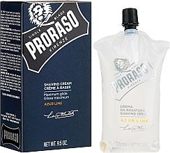 Fragrances, Perfumes, Cosmetics Shaving Cream - Proraso Shaving Cream Azur Lime