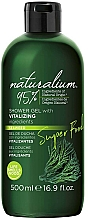 Fragrances, Perfumes, Cosmetics Seaweed Shower Gel - Naturalium Shower Gel Vitalizing