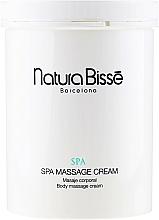 Fragrances, Perfumes, Cosmetics Modeling Massage Cream - Natura Bisse Spa Massage Cream