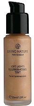 Fragrances, Perfumes, Cosmetics Illuminating Face Foundation - Living Nature Soft Lights Illuminating Tint