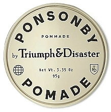 Fragrances, Perfumes, Cosmetics Hair Pomade - Triumph & Disaster Ponsonby Pomade