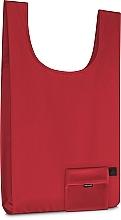 "Fragrances, Perfumes, Cosmetics Convertible Bag, red ""Smart Bag"", in case - MakeUp"