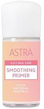 Fragrances, Perfumes, Cosmetics Smoothing Nail Primer - Astra Make-up Sos Nails Care Smoothing Primer