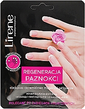 Fragrances, Perfumes, Cosmetics Finger Mask - Lirene Dermo Program