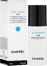 Fragrances, Perfumes, Cosmetics Eye Serum - Chanel Blue Serum Eye