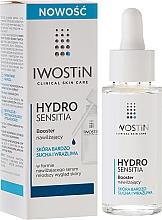 Fragrances, Perfumes, Cosmetics Moisturizing Face Booster - Iwostin Hydro Sensitia Booster