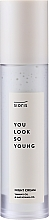 Fragrances, Perfumes, Cosmetics Nourishing Night Face Cream - Sioris You Look So Night Cream