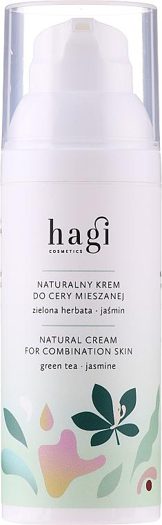Natural Face Cream for Combination Skin - Hagi Natural Cream — photo N3