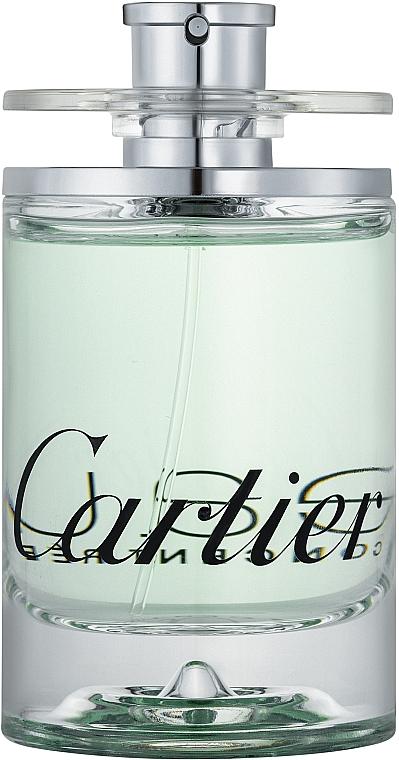 Cartier Eau de Cartier Concentree - Eau de Toilette — photo N1