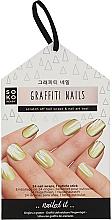 Fragrances, Perfumes, Cosmetics Nail Design Foil - Soko Ready Graffiti Nails