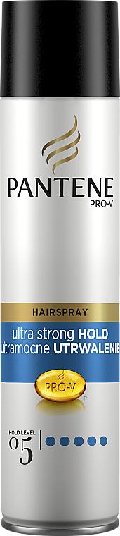 Ultra Strong Hold Hair Spray - Pantene Pro-V Ultra Strong Hold Hair Spray
