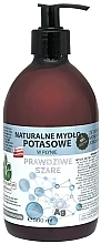 "Fragrances, Perfumes, Cosmetics Liquid Potassium Soap ""Monatomic Ionic Silver"" - Powrot Do Natury"