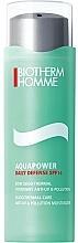 Fragrances, Perfumes, Cosmetics Moisturizing Face Gel - Biotherm Aquapower Daily Defense SPF14 Gel