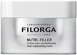 Fragrances, Perfumes, Cosmetics Nourishing Cream - Filorga Nutri-Filler Replenishing Cream