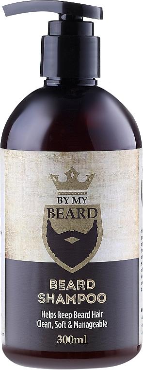Beard Shampoo - By My Beard Beard Care Shampoo