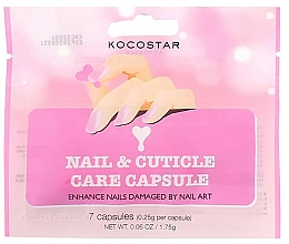 Fragrances, Perfumes, Cosmetics Nail & Cuticle Serum - Kocostar Nail & Cuticle Care Capsule