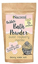 "Fragrances, Perfumes, Cosmetics Bath Powder ""Sweet Raspberry Muffin"" - Nacomi Sweet Raspberry Cupcake Bath Powder"