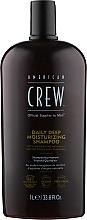 Fragrances, Perfumes, Cosmetics Deep Moisturizing Shampoo - American Crew Daily Deep Moisturizing Shampoo