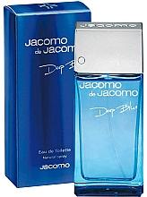 Fragrances, Perfumes, Cosmetics Jacomo Jacomo De Jacomo Deep Blue - Eau de Toilette