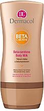 Fragrances, Perfumes, Cosmetics Beta Carotene Body Milk - Dermacol Beta-carotene Body Milk