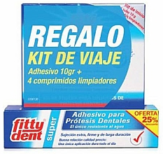 Fragrances, Perfumes, Cosmetics Denture Fixation Cream - PHB Fittydent
