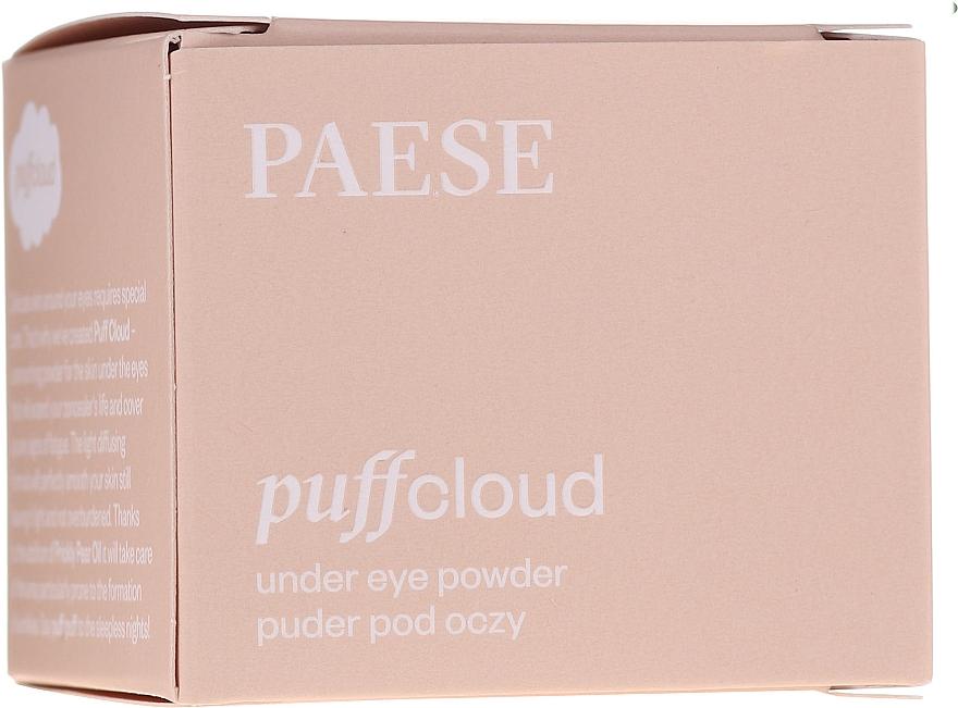 Eye Area Powder - Paese Puff Cloud