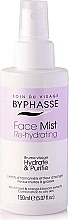 Fragrances, Perfumes, Cosmetics Mist for Combination and Oily Skin - Byphasse Face Mist Re-hydrating For Combination To Oily Skin