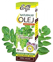 Fragrances, Perfumes, Cosmetics Natural Moringa Oil - Etja Moringa