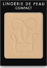 Fragrances, Perfumes, Cosmetics Compact Mat Powder - Guerlain Lingerie de Peau Compact Mat Alive (refill)