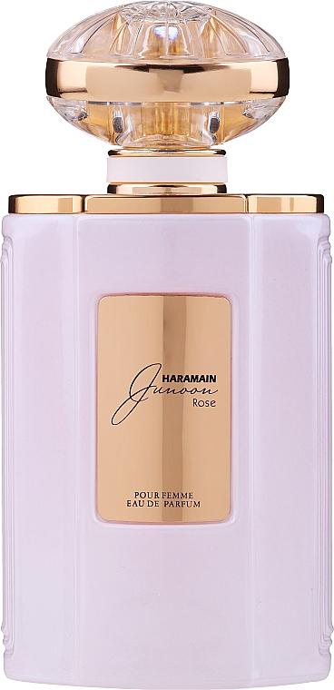 Al Haramain Junoon Rose - Eau de Parfum