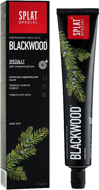 "Toothpaste ""Blackwood"" - SPLAT Special"