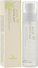 Moisturizing Aloe Tonic Mist - The Skin House Aloe Water Mist — photo N1