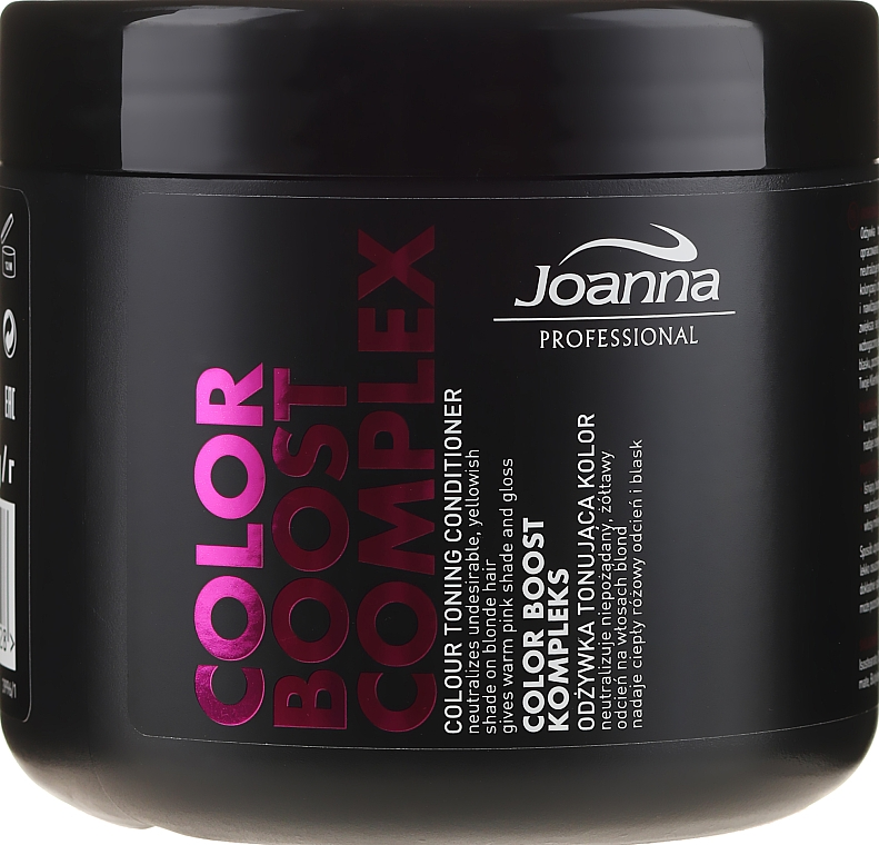 Color Conditioner for Blonde Hair - Joanna Professional Color Boost Complex Conditioner