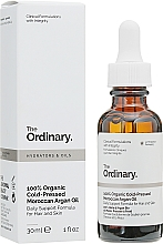 Fragrances, Perfumes, Cosmetics Organic Cold-Pressed Moroccan Argan Oil - The Ordinary 100% Organic Cold-Pressed Moroccan Argan Oil