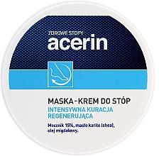 Fragrances, Perfumes, Cosmetics Foot Cream Mask - Acerin Mask