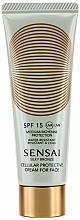 Fragrances, Perfumes, Cosmetics Protective Cream for Face SPF15 - Kanebo Sensai Cellular Protective Cream For Face