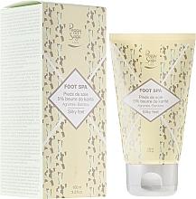 Fragrances, Perfumes, Cosmetics Foot Cream - Peggy Sage Foot Spa Silky Feet Crem