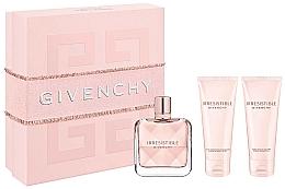 Fragrances, Perfumes, Cosmetics Givenchy Irresistible Givenchy - Set (edp/80ml + b/lot/75ml + sh/gel/75ml)