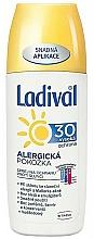 Fragrances, Perfumes, Cosmetics Sunscreen Body Spray - Ladival Allerg Spray SPF30