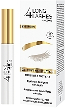 Fragrances, Perfumes, Cosmetics Brow Modeling Gel - Long4Lashes Eyebrow Designer With Biotin 12h Effect