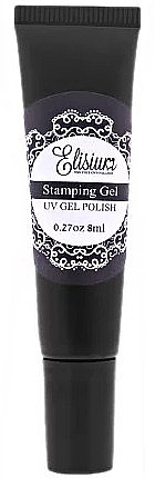 Stamping Gel Polish - Elisium Stamping Gel