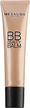 Fragrances, Perfumes, Cosmetics Moisturizing BB Cream - Mesauda Milano BB Beauty Balm