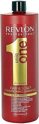 Hair Shampoo-Conditioner - Revlon Revlon Professional Uniq One All In One Conditioning Shampoo